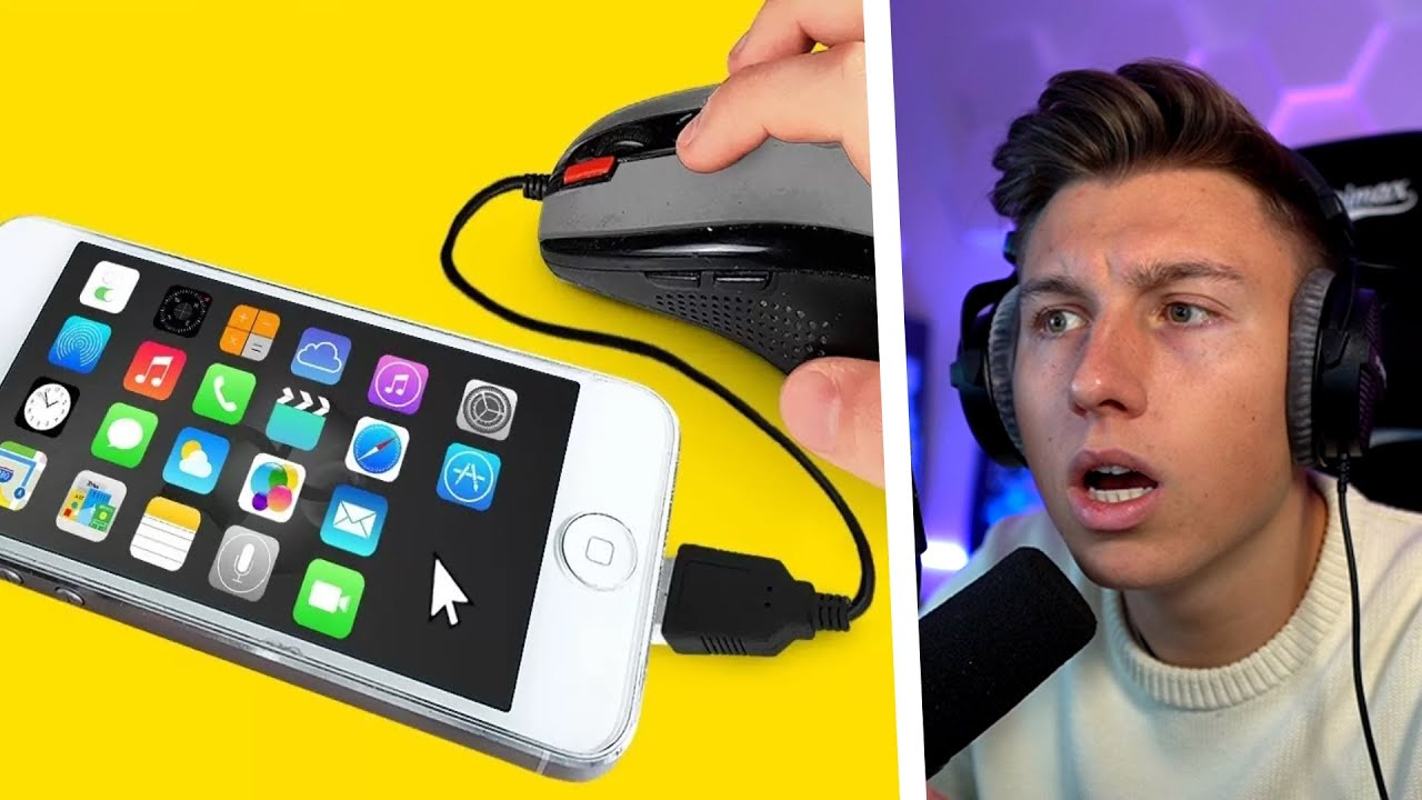 8 Simple Life Hacks and Useful Tricks | Thaitrick - YouTube