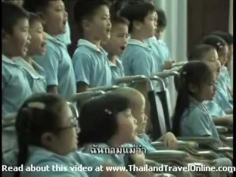 Best Commercial Ever - Que Sera Sera (Disabled children from Thailand)