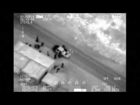 Iraqi Army Kill Militant Troops with Airstrike Bombing # 1 - Combat Footage | Iraq 2014
