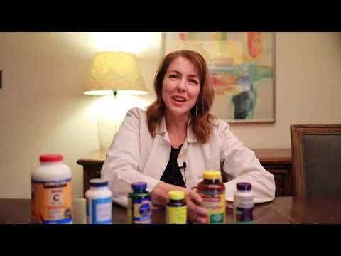 Vitamins to Prevent COVID???