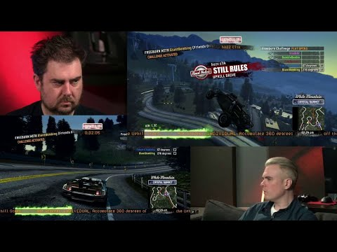 Midweek Multiplayer Madness: Burnout Paradise Remastered