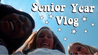 a day in high school vlog *senior year*
