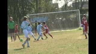 13 Year Old Kid Nails Soccer Bicycle Kick at 2:25... Nick Garzon