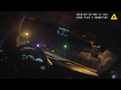 Greenville Police Officer Assists After Stolen Car Chase, Crash Into Apartment Building