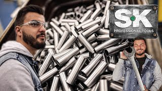 Touring one of the LARGEST tool manufacturers in the USA