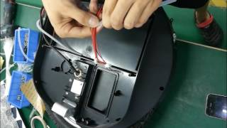 how to assembling gotway acm electric unicycle