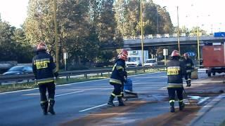 Wypadek Dk1 Częstochowa