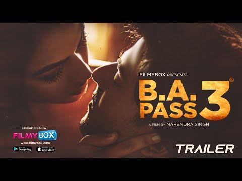 बीए पास 3 आधिकारिक ट्रेलर |  4K |  अब FilmyBOX.com पर देखें