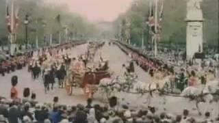 استقبال أسطوري للملك فيصل من الملكة إليزابيث