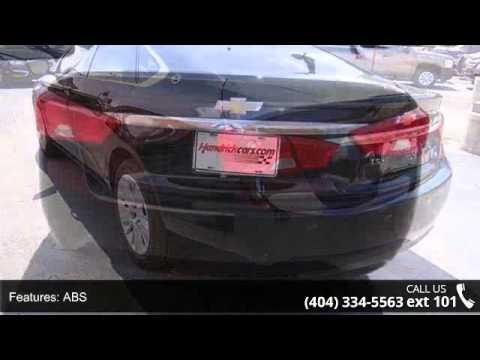 2015 Chevrolet Impala LS - Rick Hendrick Chevrolet of Buf...