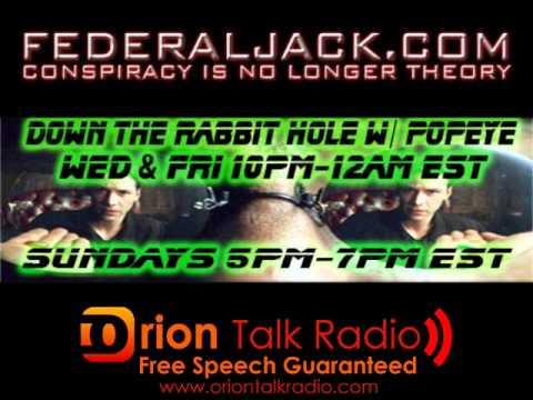 Down The Rabbit Hole w/ Popeye (06/29/2011) Susan Lindauer: Libya, Pan Am 103 & The Iraq War