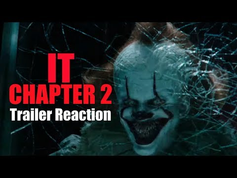 DJ MoonDawg - DJ MoonDawg reacts to the final IT Chapter 2 Trailer...its scary asf too!