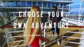 Harmony of the Seas: Choose Your Adventure | Zip Line Onboard