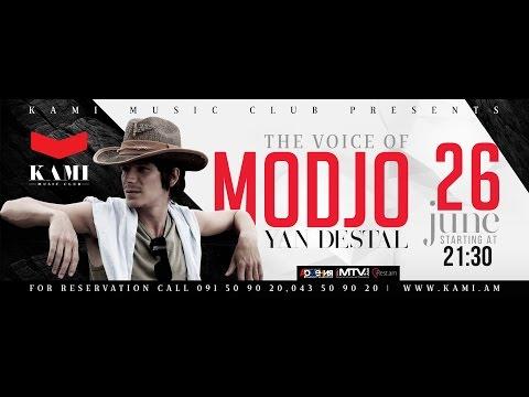 Modjo At Kami Music Club 26 JUNE 2016/21:30