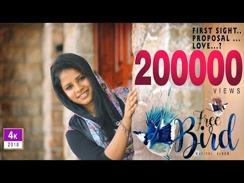 Free Bird | മേഘമായ് അലയാൻ പോവുകയാണ് | malayalam musical album HD 2018