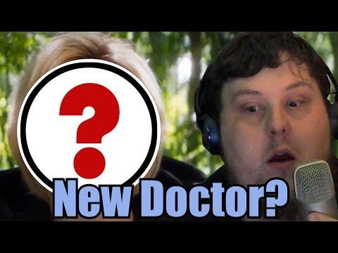 Doctor who 13th Doctor revealed Reaction