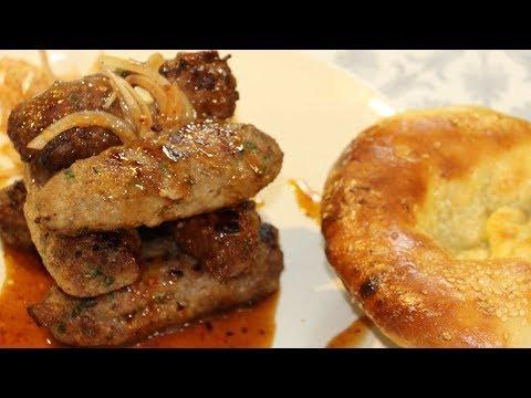 Как готовить люля кебаб в домашних условиях на сковороде