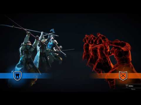 lifesewing's Live PS4 Broadcast: For Honor! (Beta)