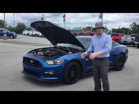 2017 Ford Mustang GT Coupe (Stock No: 5240681T)