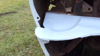 1967 Ford Galaxie 500 LTD restoration PART 4
