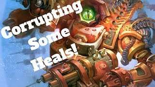 Corrupted Healbot OTK! [Hearthstone Game of the Day]