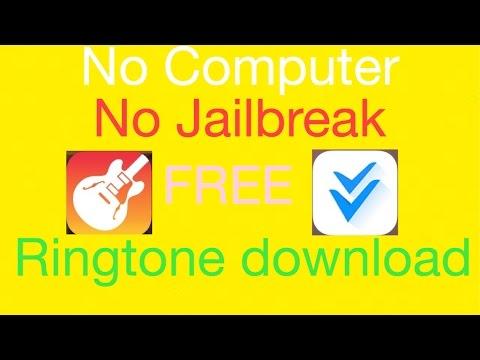 FREE Ringtones Download on iPhone No Jailbreak No Computer iOS 9.3.2