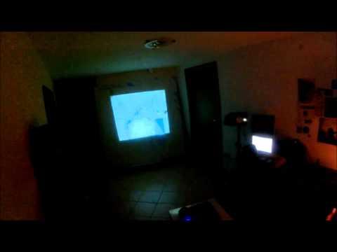Live in my studio
