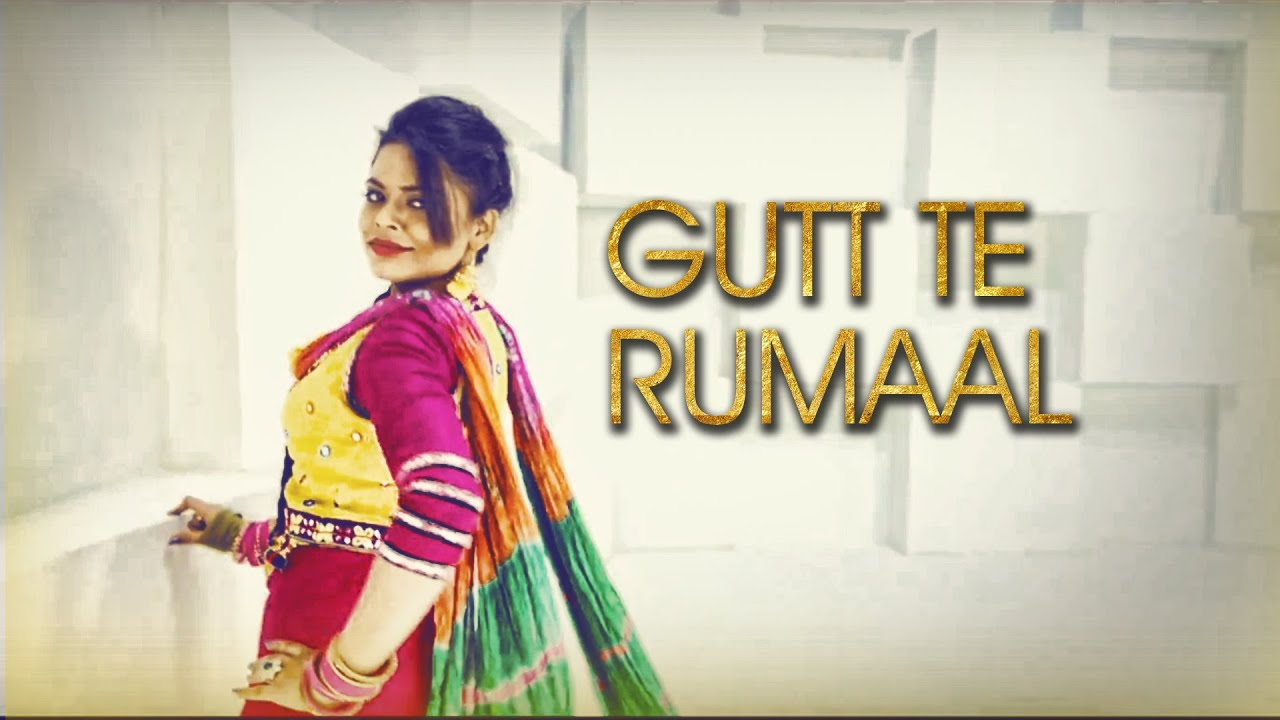 Gutt Te Rumaal Jasmeen Akhtar new song