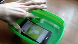 Sony Xperia Z1 Обзор смартфона и погружение(В этом видео мы смотрели смартфон Sony Xperia Z1 его начинку, а так же бонус для подписчиков погружение смартфона..., 2015-01-26T16:32:05.000Z)