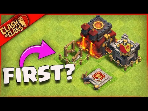 WHAT YOU SHOULD ACTUALLY DO FIRST ▶️ Clash of Clans ◀️ TH10 TIME :(