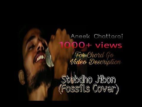 Stobdho Jibon| Fossils Cover| Watch Music...