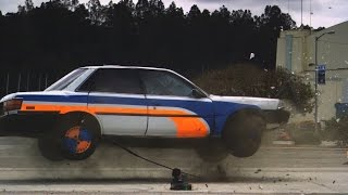 Vacuum Car Drop High-Speed | MythBusters