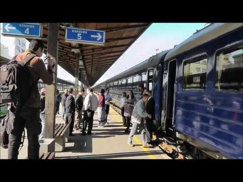 Belgrade to Bar on Marshal Tito's private train...