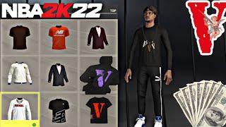How To Fix T-Shirt Creator/Black Shİrt Problem In NBA 2K22!!!!