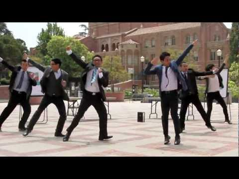 UCLA Anderson Commercial Challenge Unofficial 2012 Entry - Mr. Sandman