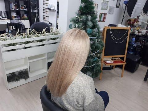 Как добиться бежевого цвета волос в домашних условиях