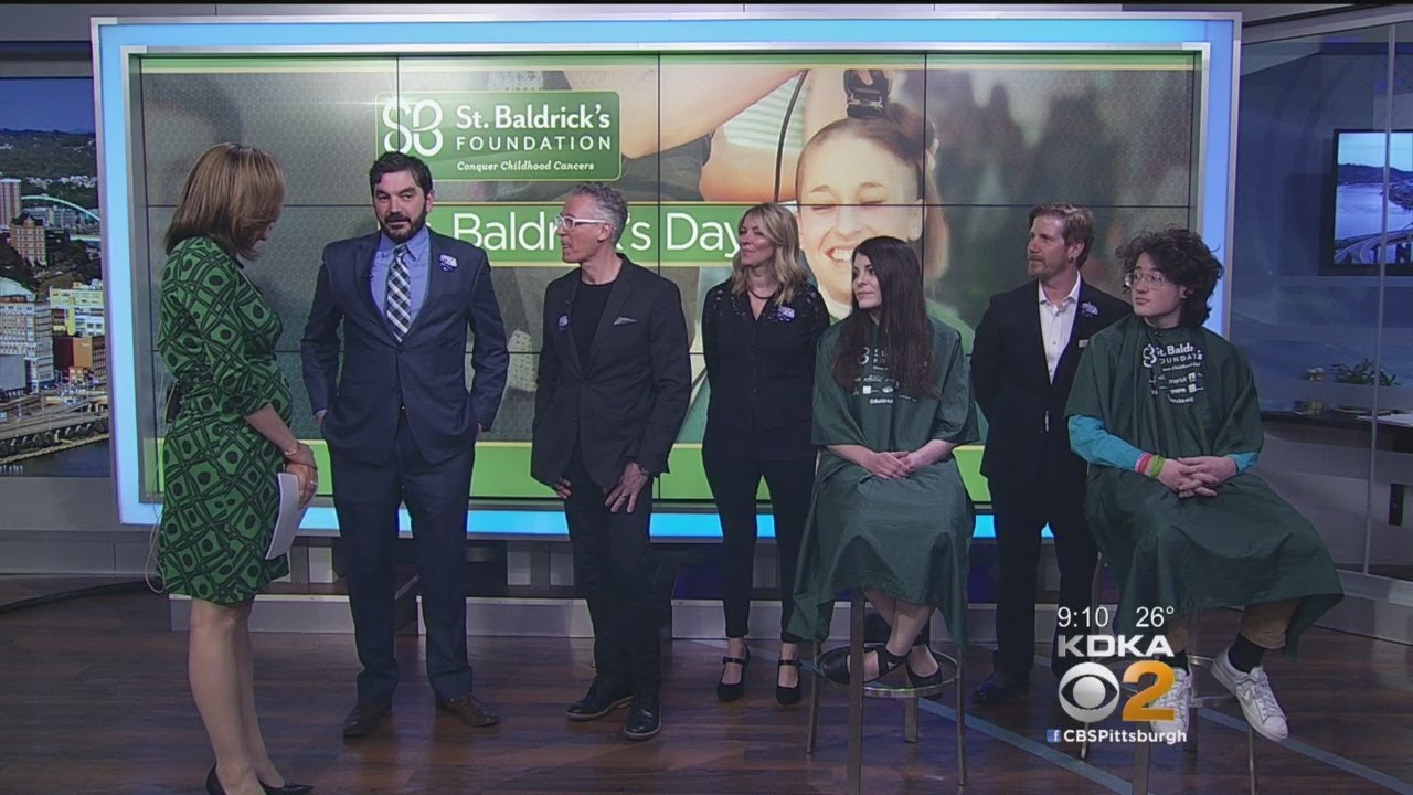 St. Baldrick's Day Event To Raise Money For Pediatric Cancer Research