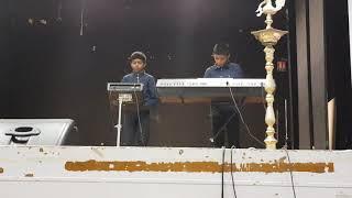 Kana kadu tamil piano song in program the 30/12/18(rekka movie)