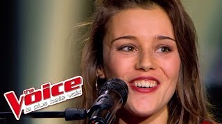 Barbara – Mon enfance | Angélina Wismes | The Voice France 2013 | Blind Audition
