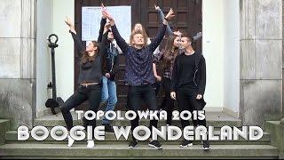 """III Liceum Ogólnokształcące """"Topolówka"""" w Gdańsku - Boogie Wonderland"""