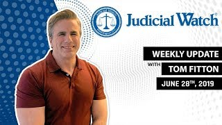 Judicial Watch Clinton Atty Who Destroyed Emails Got Immunity, Judicial Harassment of Trump in Censu