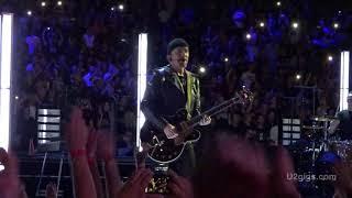 U2 Berlin City Of Blinding Lights 2018-11-13 - U2gigs.com