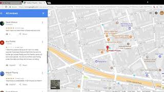 Google Maps Horror Part 1 FNAF song Free HD Video