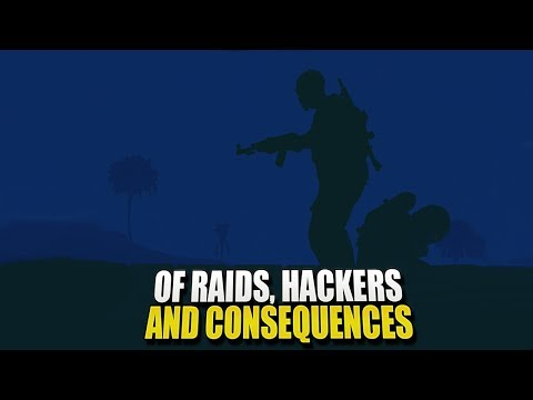 Of Raids, Hackers And Consequences (Rust)