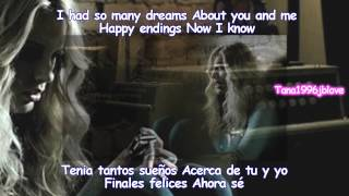 Taylor Swift - White Horse [Lyrics - Traducida Al Español][Music Video] HD
