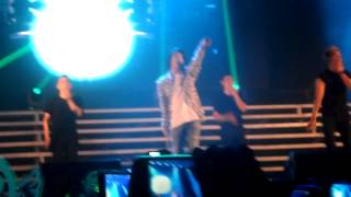 [Fancam] 130818  Park Jung Min - A Song Calling For You  in Lima Perú