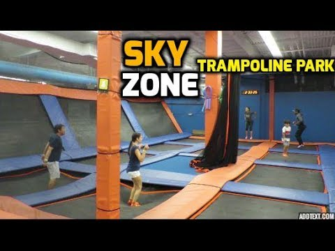 Sky Zone at Westminster Mall Part 1