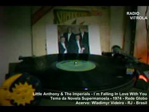 LITTLE ANTHONY - I´M FALLING IN LOVE WITH YOU