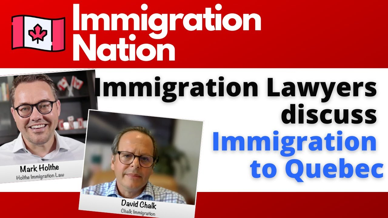 Immigration Nation  - Quebec Immigration and Misrepresentation with David Chalk