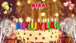 İyi ki doğdun RİDA - İsme Özel Doğum Günü Şarkısı